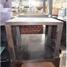 Стол деревянный б/у ФАБ 700х700
