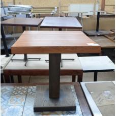 Малый деревянный стол б/у