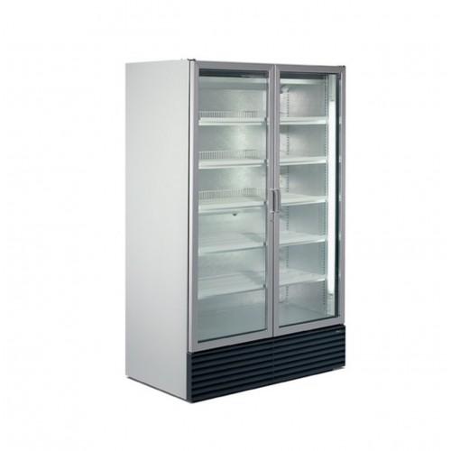 Холодильный шкаф б/у CARAVELL Upright Dispay Cool 1222-3Е3А