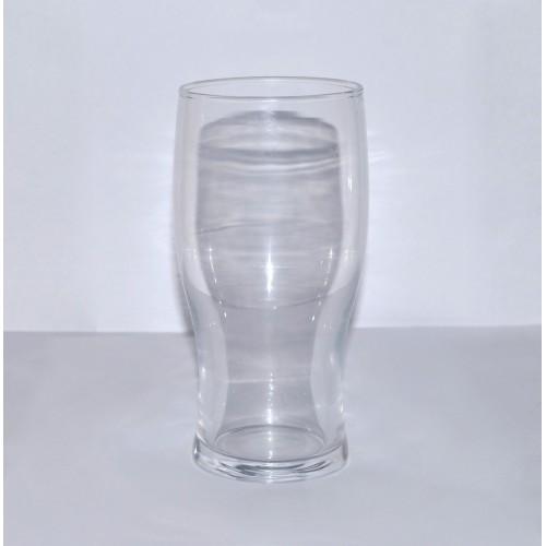 Пивные стаканы б/у стекло 0,33 мл. №2