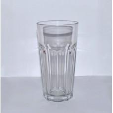 Стаканы б/у для напитков граненые №3