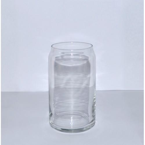 Стаканы б/у стекло с зауженным горлышком