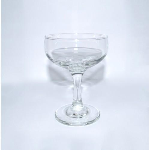 Бокалы для шампанского б/у низкие
