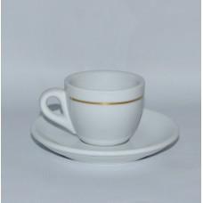 Чашка б/в эспресо Coffee club