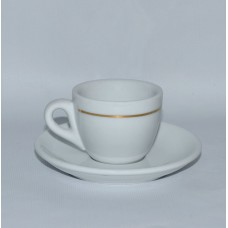 Чашка б/у эспрессо Coffee club