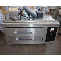 Стол холодильный б/у подставка, 2 ящика HOLTZ & HOLTZ TGKD-1000