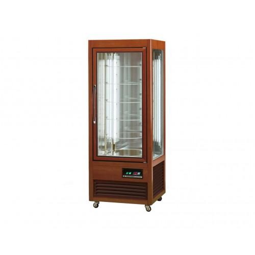 Витрина холодильная б/у кондитерская вертикальная TECFRIGO Saloon 500 R