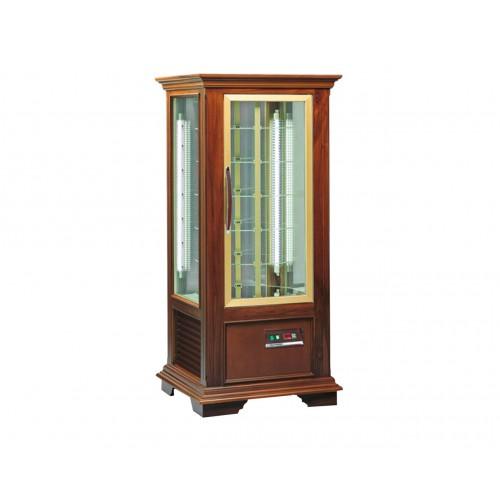 Витрина холодильная кондитерская б/у вертикальная TECFRIGO Barocca 500 R