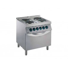 Плита электрическая б/у с духовкой ZANUSSI PCF/E2