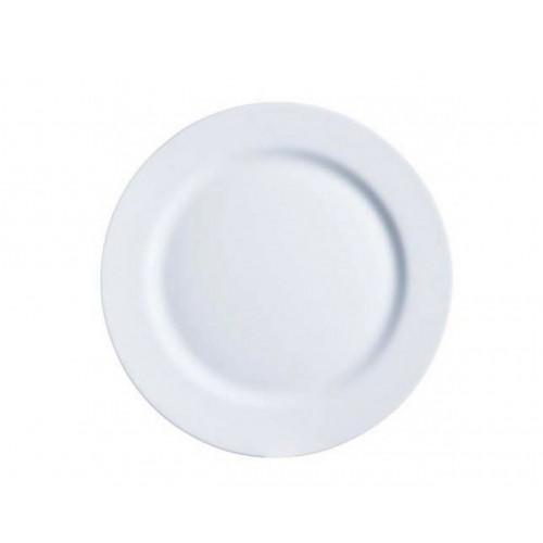 Тарелка десертная б/у ARCOROC 18 см