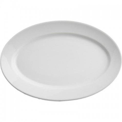 Блюдо овальное б/у 25 см